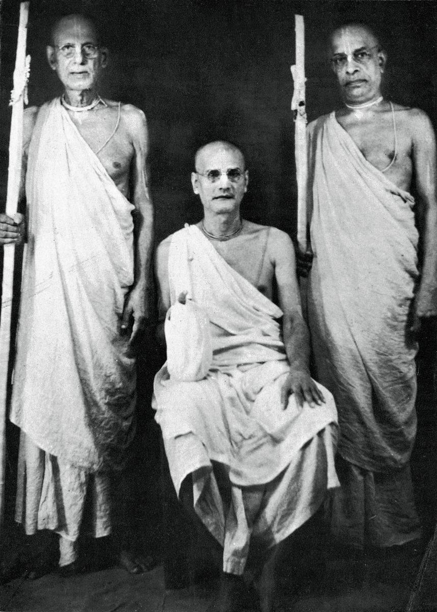 Srila Prabhupada as Sannyasi