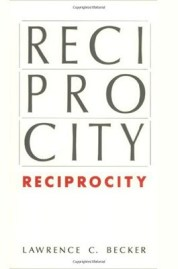 Reciprocity by Lawrence Becker