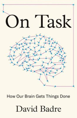 Cover of David Badre's On Task.