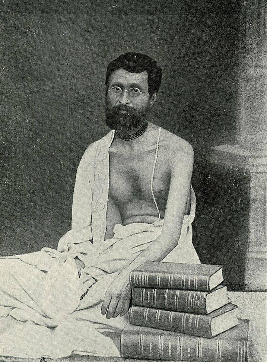 His Divine Grace Gaurakishore Dasa Babaji Maharaja