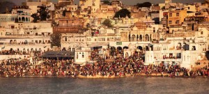 Apara Ekadasi-Bathing at the Holy Lake of Pushkara